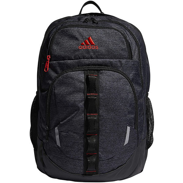 Adidas Multiple Zippered Spacious Backpack