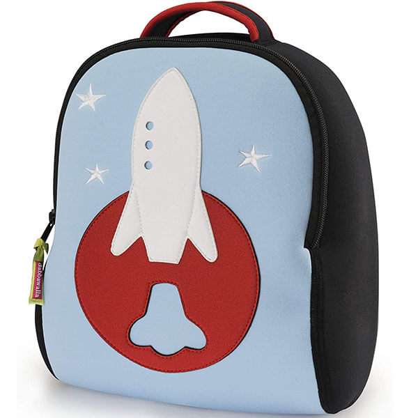 PVC Flying Spaceship Bookbag