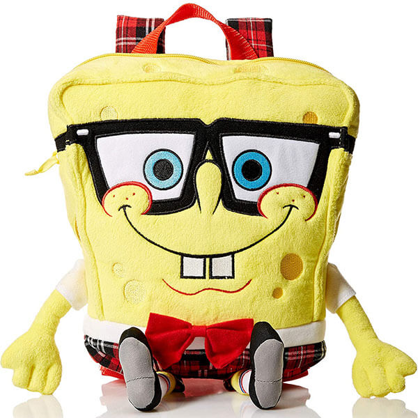 SpongeBob in Dapper Plush Backpack