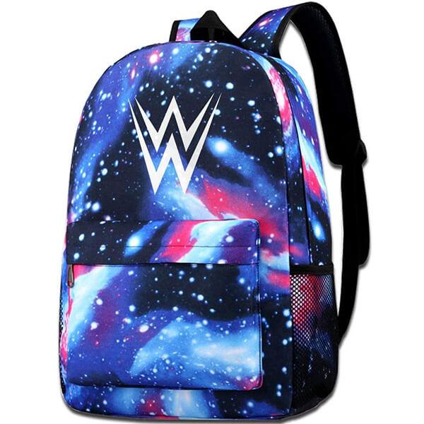 WWE Galaxy School Backpack