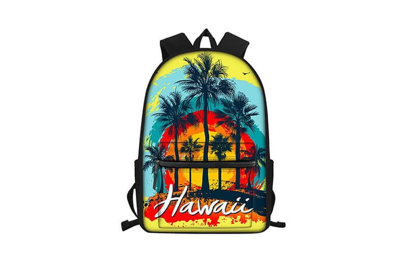 Hawaiian Backpacks