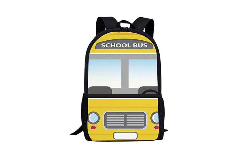 School Bus Backpacks