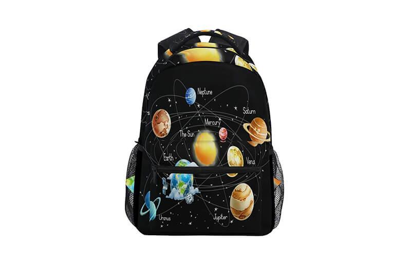 Solar System Backpacks