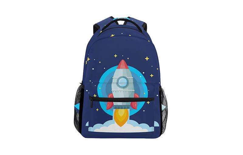 Spaceship Backpacks