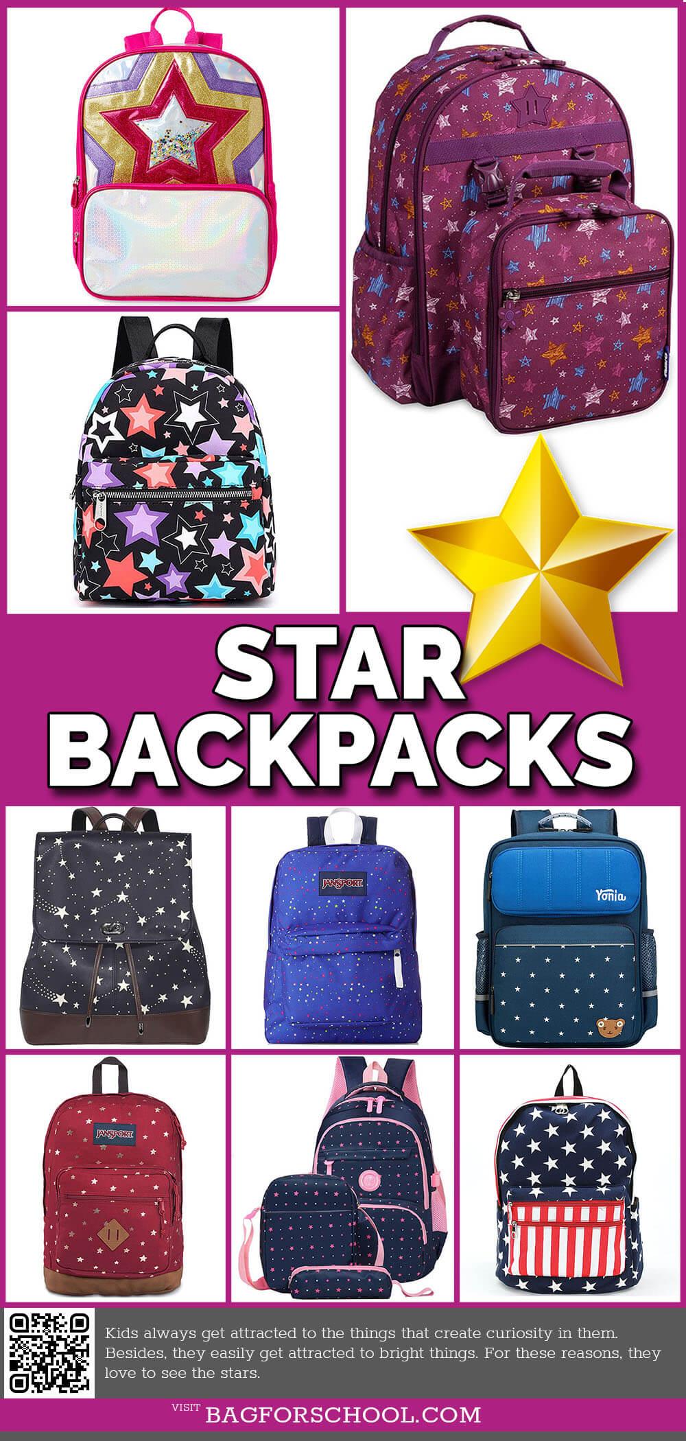 Star Backpacks