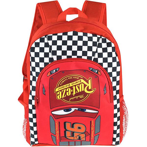 Gorgeous Disney Cars Lightning McQueen Backpack