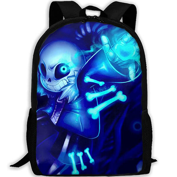 Teen's Washable 3D Casual Undertale Backpack