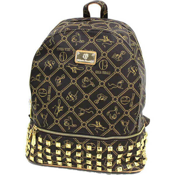 Casual Unisex PVC Backpack