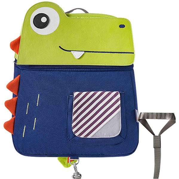3D Dinosaur Child Harness Backpack