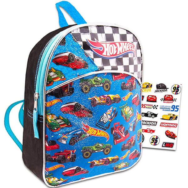 Special Hot Wheels Backpack for Boys