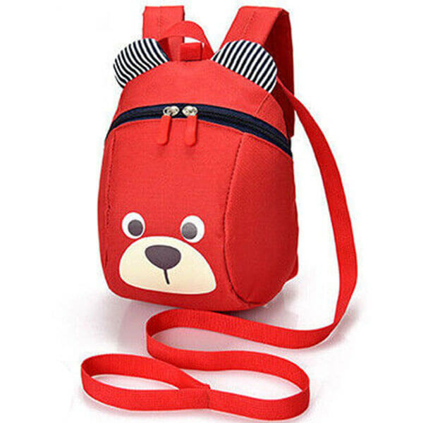 Anti-Lost Bear Backpack for Kids
