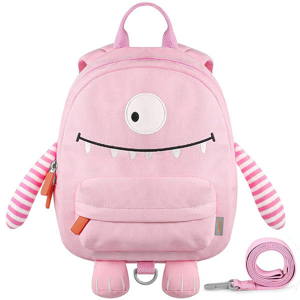 Personalized Cotton Canvas Backpack