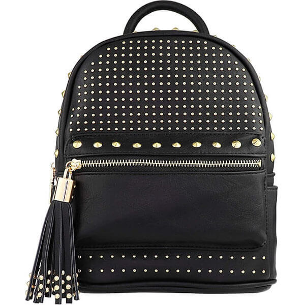 Small Chic Backpack for Girls