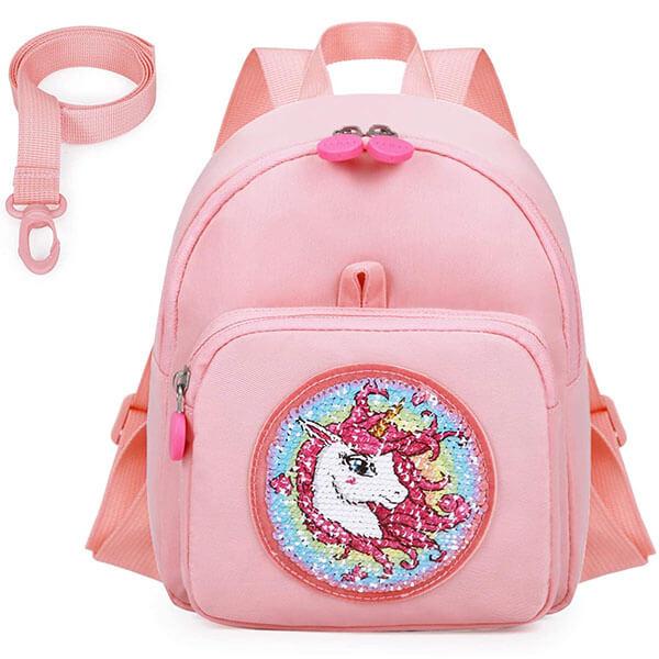 Sparkly Reversible Sequin Designed Backpack