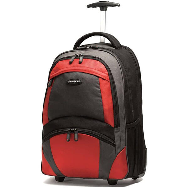 Super Durable Wheeled Laptop Backpack