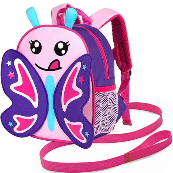 Exclusive Butterfly Harness Backpack