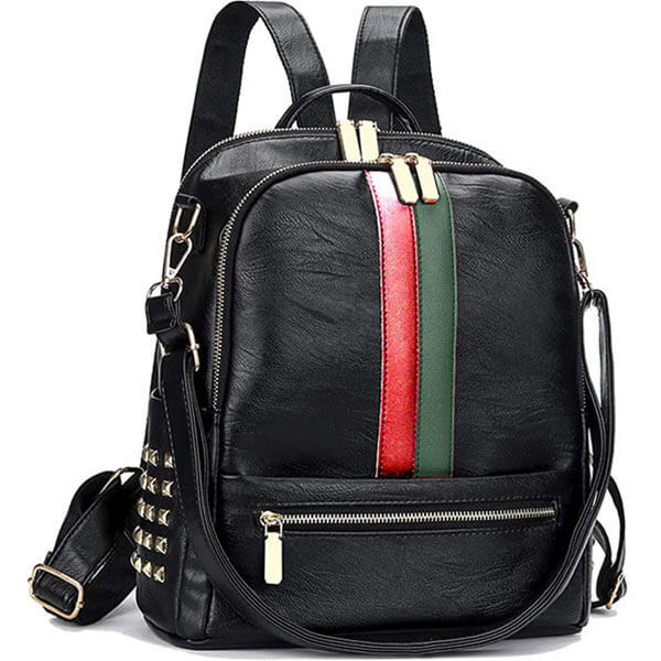 Girl's Backpack with Variety of Pockets