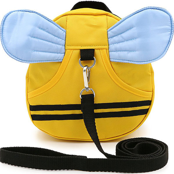 Children's Bee with Blue Wings Backpack