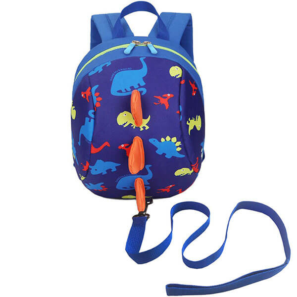 Attractive Dinosaur Patterned Backpack