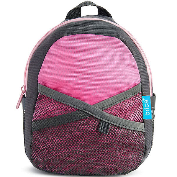 Criss-Cross Patterned Children's Harness Backpack