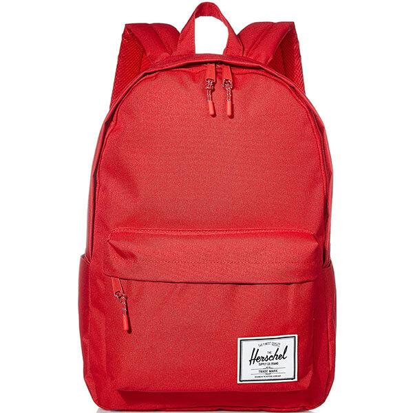 Herschel Red Solid Color Backpack