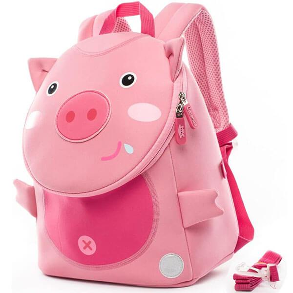 Light-weight Grey Bear Backpack