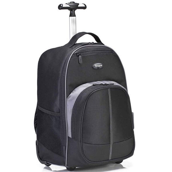 Polyester Wheeled Backpack for School and Collage