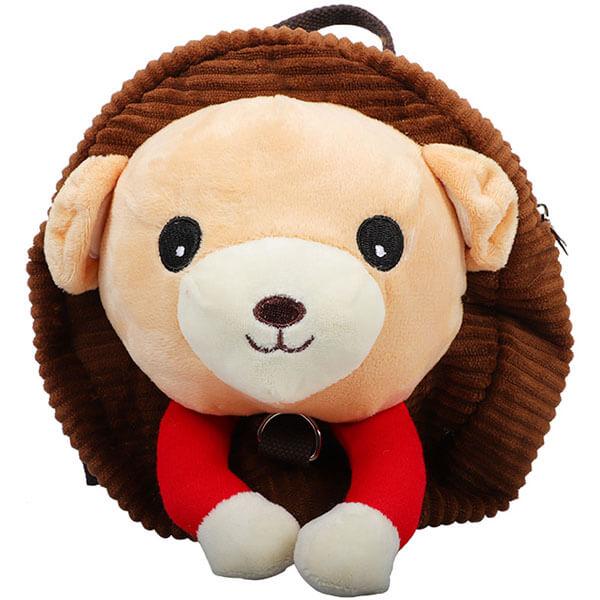 Customized Plush Cartoon Animal Backpack