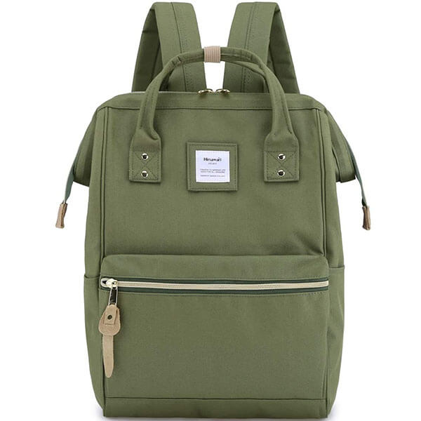 Himawari Solid Color Doctor Backpack
