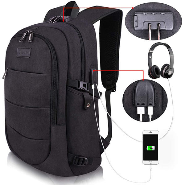 USB Backpacks