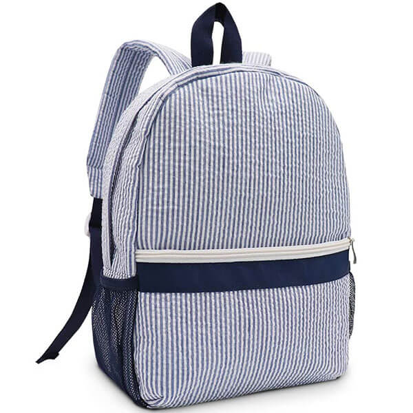 Cotton Based Lightweight School Backpack