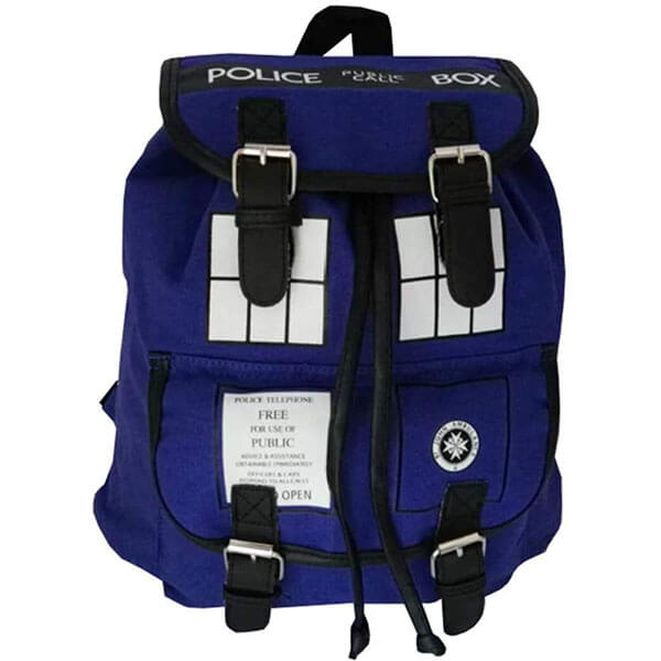 Doctor Who Casual and Lightweight Backpack