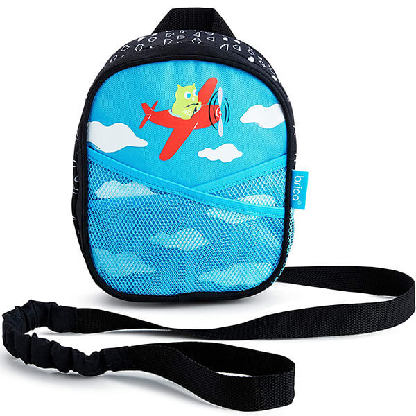 Owl Fly over the Sky Backpack