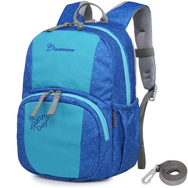 Personalized Harness Backpack for Outdoors