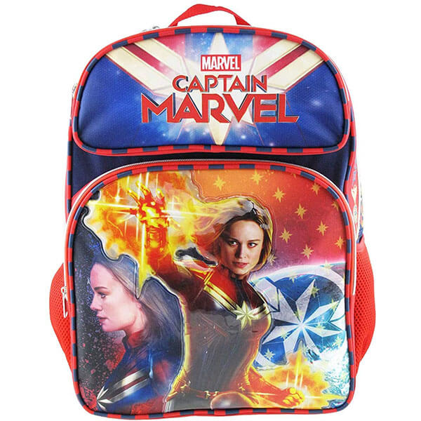 Captain Marvel Supergirl Backpack
