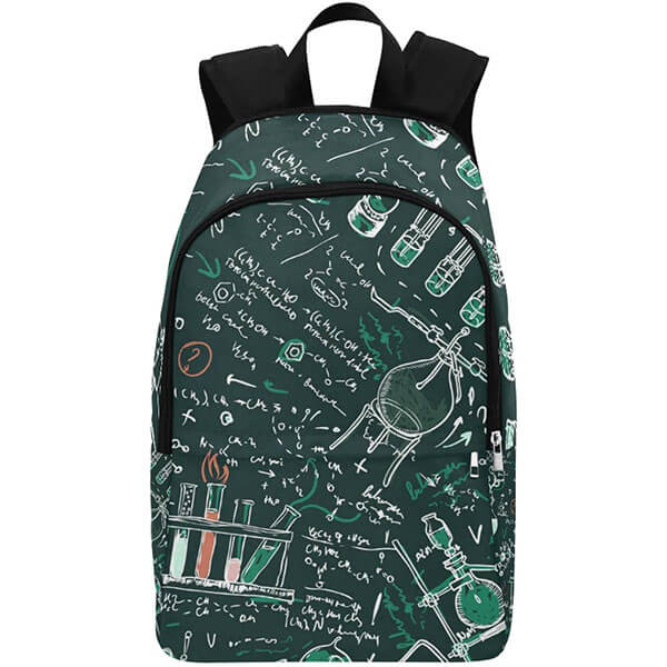 Casual Chemistry Laboratory Backpack