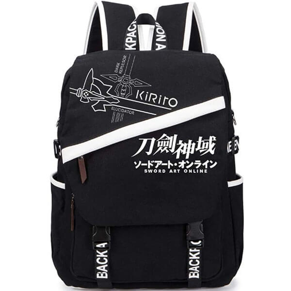 Cool Sword Art Online Laptop Backpack