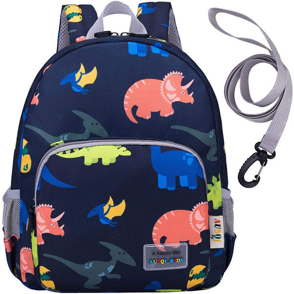 Durable Dinosaur Themed Backpack
