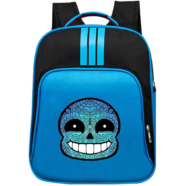 Unisex Cartoon Designed Undertale Backpack