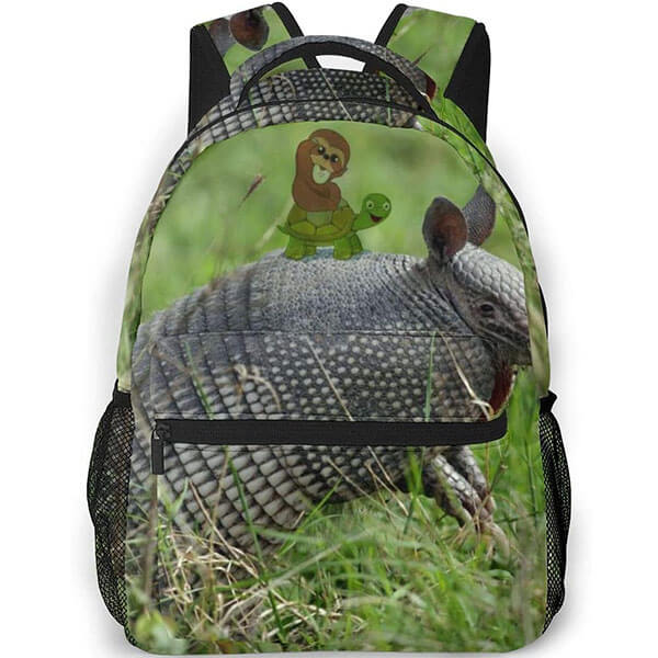 Armadillo Backpack