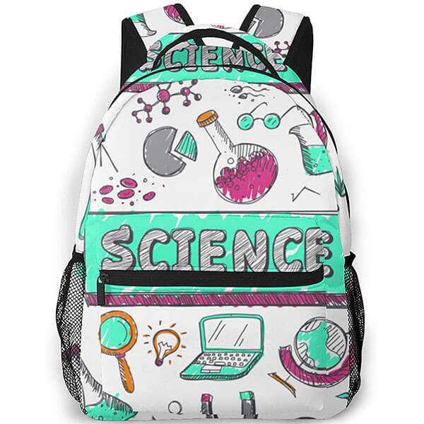 Light-weight Science Backpack for Youngsters