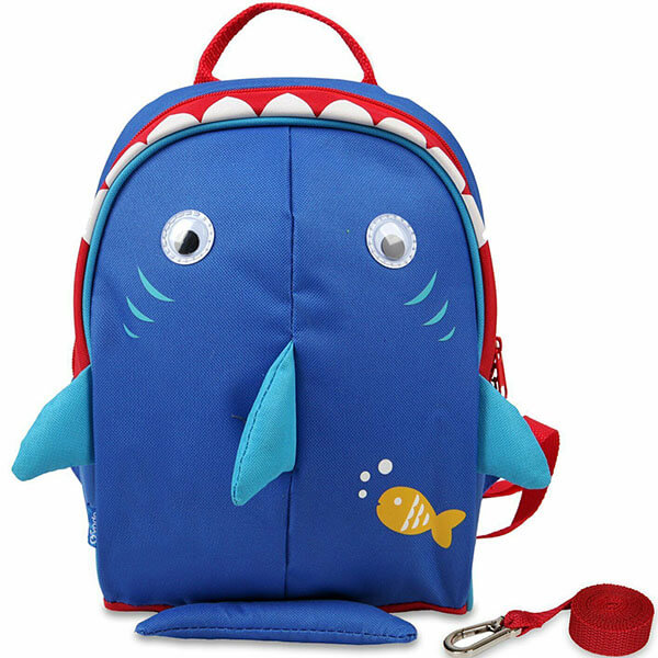 Insulated Sea Toddler Safety Harness Backpack
