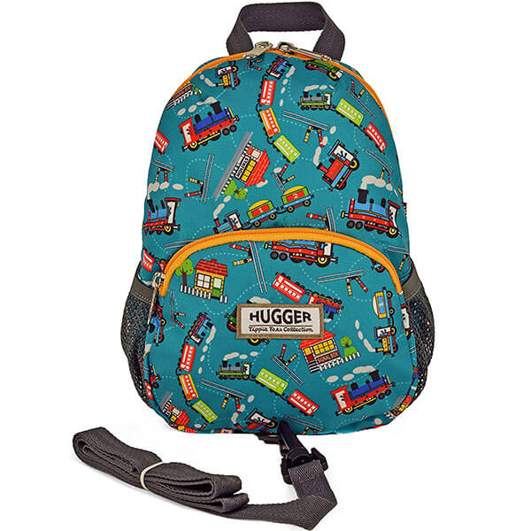 Light-weight Cartoon Dinosaur Leash Backpack