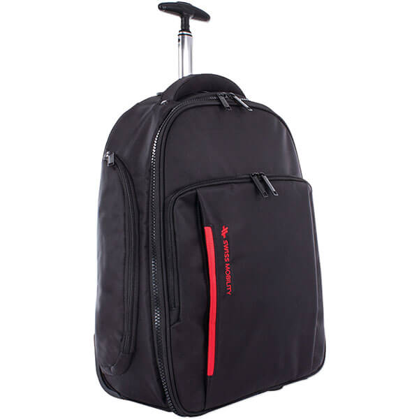 RFID Protected Backpack with USB Port