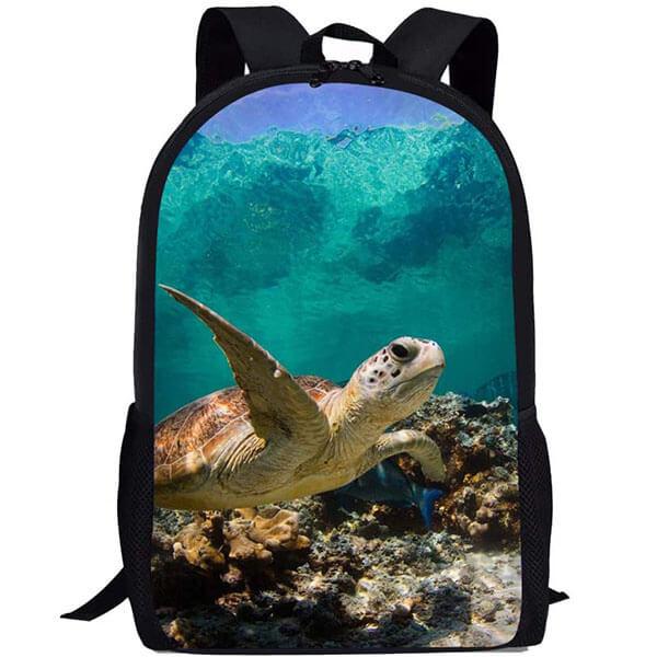 Sea Turtle Backpack