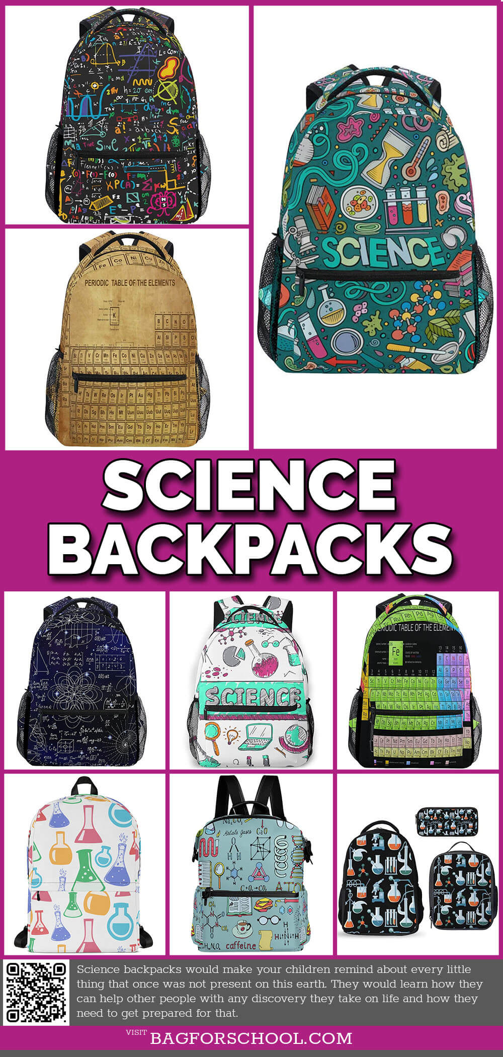 Science-Backpacks