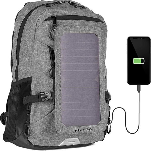 Solar Panel Backpack