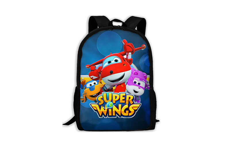Super Wings Backpacks