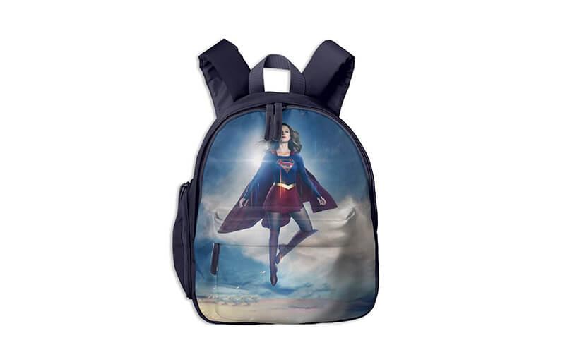 Supergirl Backpacks