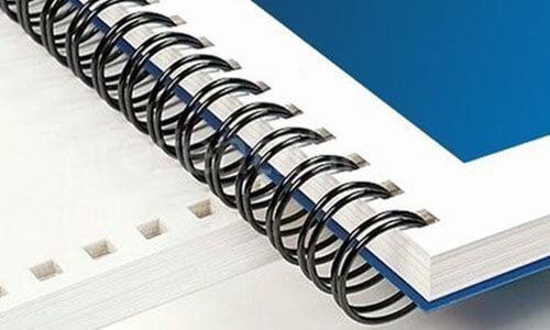 wireo-binding